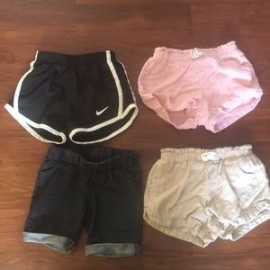Old Navy (3t) & Nike (2t) Shorts lot